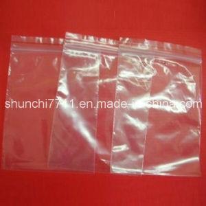 Plastic Zipper Bag Transparent pictures & photos