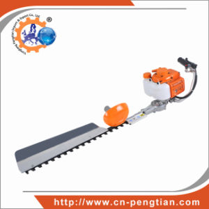 23cc High Quality Hedge Trimmer with Single Cutting Blade pictures & photos