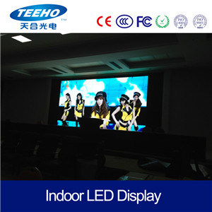 High Refresh Rate P6 Indoor Full Color LED Display pictures & photos