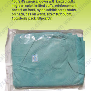 Ly SMS Sugical Gown Surgical Pack (LY-Ref: 00652) pictures & photos