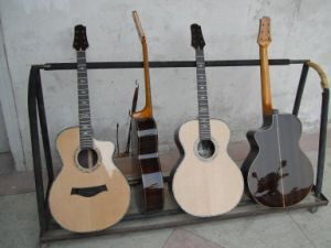 "40"" Concert Grade Om Style Folk Acoustic Guitar pictures & photos"