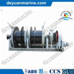 Ship Marine Double Drum Anchor Windlass and Mooring Winches pictures & photos
