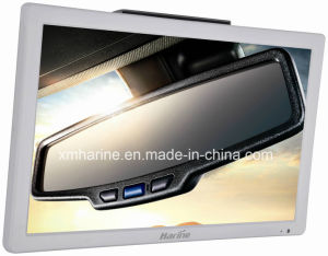 15.6 Inch Hold Hoop Car LCD Monitor for Bus pictures & photos