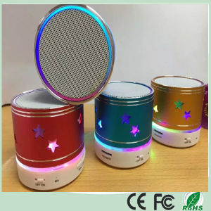 Attractive Design Portable LED Wireless Speaker (BS-138) pictures & photos