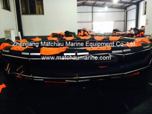 50 and 65 Man Open Reversible Inflatable Life Raft pictures & photos