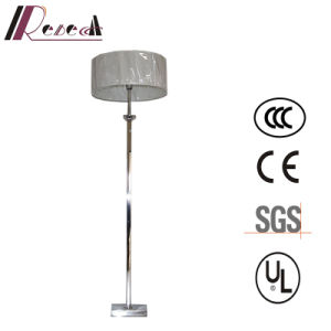 Modern Simple Hotel Decorative Stainless Steel Standing Floor Lamp pictures & photos