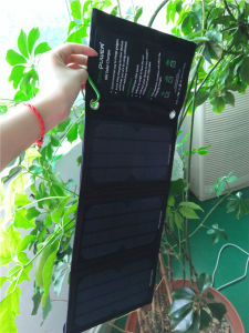 Waterproof Solar Panel / Fashionable Solar Panel Charger Bag for Camping pictures & photos