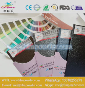 Corrosion Resistant Electrostatic Spray Epoxy Powder Coating for Decoration pictures & photos