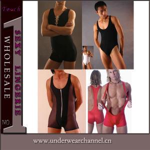 Wholesale Sexy Breathable Boxer Briefs Underwear Men Lingerie (TB3001) pictures & photos