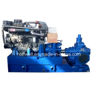 CE Approved KCB2500 Diesel Engine Driven Cargo Oil Pump pictures & photos
