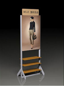 Modular Fabric Lightbox Frame Exhibition Display Banner Stand (GC-FE) pictures & photos