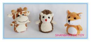 New Mini Hedgehog Giraffe Fox Plush Animal Set pictures & photos