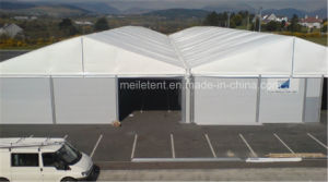 Special Entrance Design Snow-Proof Big Warehouse Tent pictures & photos