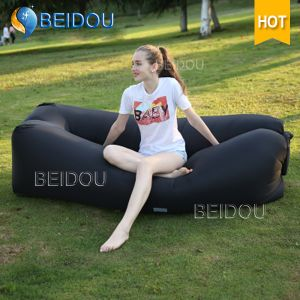 Wholesale Lay Bag Beach Sleeping Bag Sofa Air Lounge Lazy Beds Bean Bag Inflatable Air Bed pictures & photos