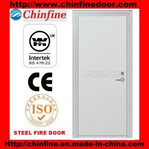 Steel Fire Door with BS Certificate (CF-F001) pictures & photos