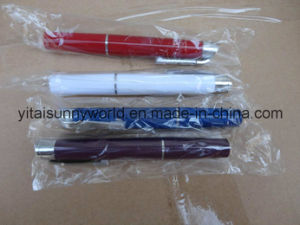 ABS Plastic Penlight with Yellow Light (SW-PL35) pictures & photos