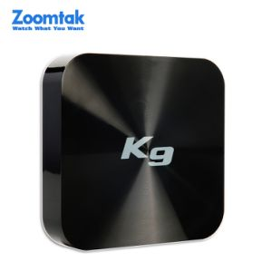 Amlogic S905 Android 5.1 Lollipop TV Box with AC WiFi pictures & photos