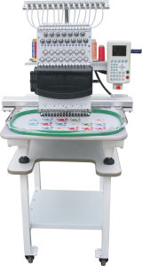 Single Head Cap Embroidery Machine Used Schiffli Embroidery pictures & photos