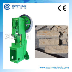 CE Certificate Electric Sandstone Chopping Mushroom Face Stone Machinery pictures & photos