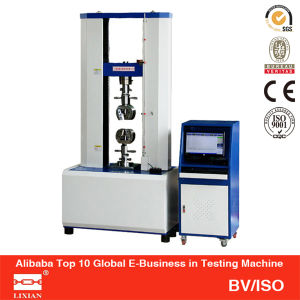 Microcomputer-Type Material Universal Testing Machine (Hz-1009E)