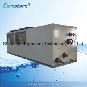 2 Stage Screw Compressor Air Heat Pump pictures & photos