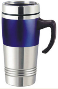 Stainless Steel Travel Mug Travel Mugs Stainless Steel Vacuum Auto Mug pictures & photos