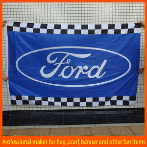 Custom Order Foldable Flag Banner pictures & photos