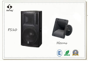 Very Competitive Price Professional Loudspeaker Fs10 pictures & photos