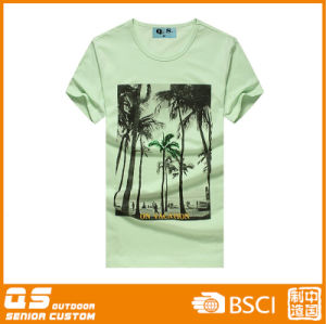 Men′s Summer Print Casual T-Shirt pictures & photos