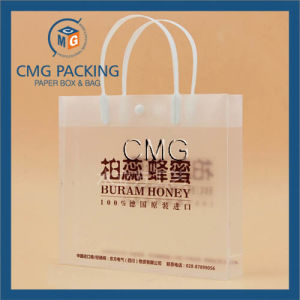 High Quality PP Bags for Shopping Clear PVC Bags pictures & photos