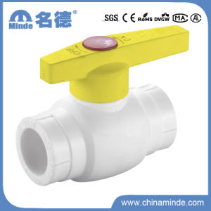 PPR Brass Ball Valve Type a for Building Materials pictures & photos