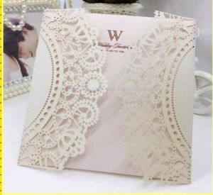 Custom Order Greeting Invitation Card pictures & photos