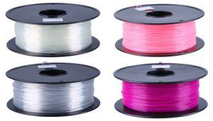 Wholesale 3D Printer Filament 1.75mm 3.0mm PLA 3D Filament pictures & photos