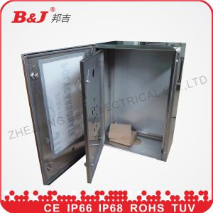 Stainless Steel Distribution Board/Electrical Panels/Distribution Board pictures & photos