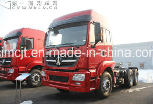North Benz 6X4 Tractor Head pictures & photos