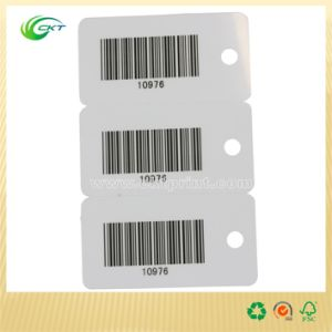 3-up Key Tags, Name Tag, Hang Tag, Barcode Card (CKT-PC-750)