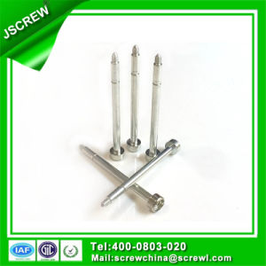 Screw Factory Manufacture M3 Long Length Stainless Steel Custom Screw pictures & photos