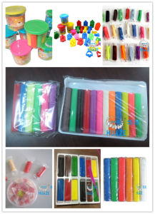 Magic Clay Play Dough / Plasticine / Modeling Clay Packing Machine pictures & photos
