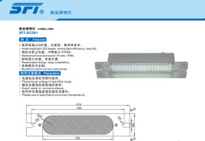 High Quality Escalator Comb Lamp (SFT-SCD01) pictures & photos