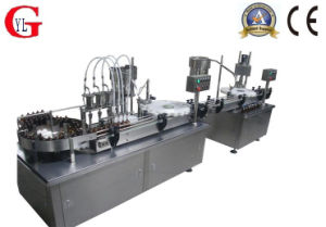 Automatic Washing Liquid Filling Line pictures & photos