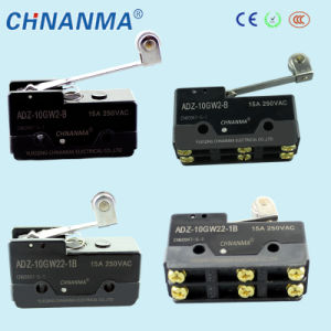 Kinds of Electrical Push Button Auto Reset on off Toggle Switch pictures & photos
