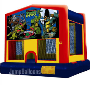 Family Inflatable Bouncer/Kid Safe Bouncer/ Inflatable Bouncer Castle J7081 pictures & photos