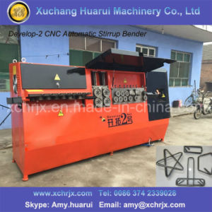 Automatic Stirrup Bender/Used Steel Bending Machine for Sale pictures & photos