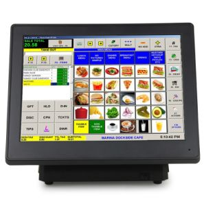 15 Inch Touch POS Terminal Cash Register pictures & photos