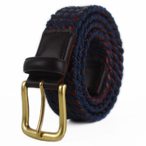 New Fashion Men Braided Belt, Soft Belt