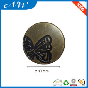 Wholesale Fashionable ABS Polyester Button with Hook pictures & photos