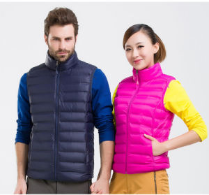 Factory Outdoor Clothing Down Fashion Jacket for Women/Men pictures & photos