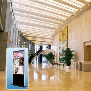 Most Popular Cabinet Type Stand-Alone Advertising Machine pictures & photos