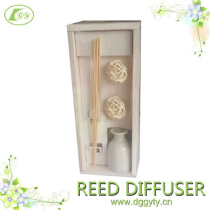 2016 Pure Japan Style Scented Gift Set, Simple Ceramic Reed Diffuser Enhance Atmosphere of Any Home pictures & photos