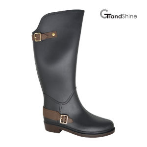 Women′s Horse Riding Boot pictures & photos